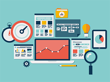 How to optimize a website using analytic tools