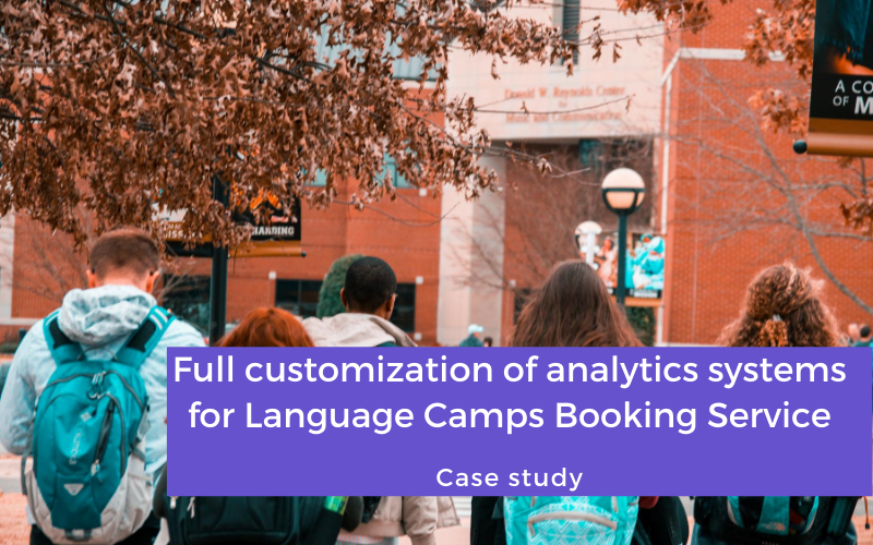Case study | How deep customization of the analytics system helped to improve marketing and user performance